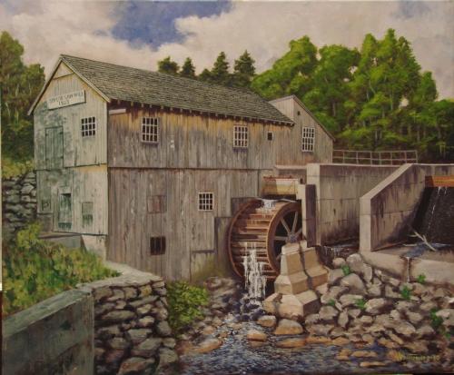 121 Taylors Sawmill 2010