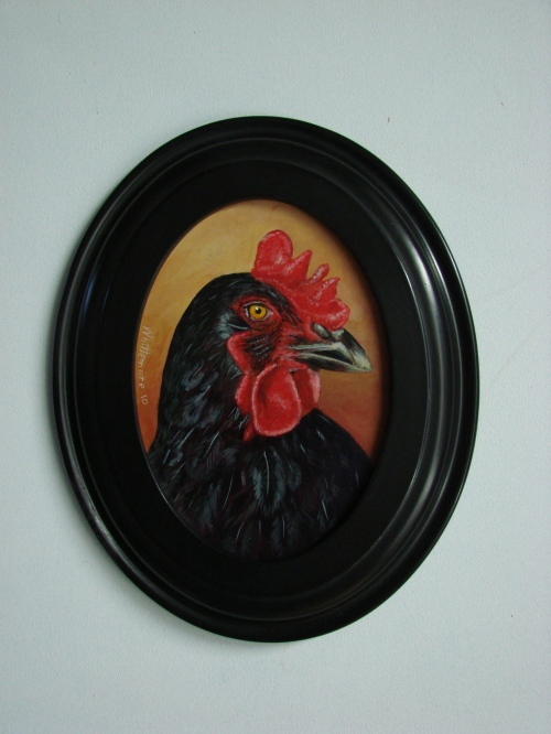 124 The Chicken, Devil 2010 Private collection
