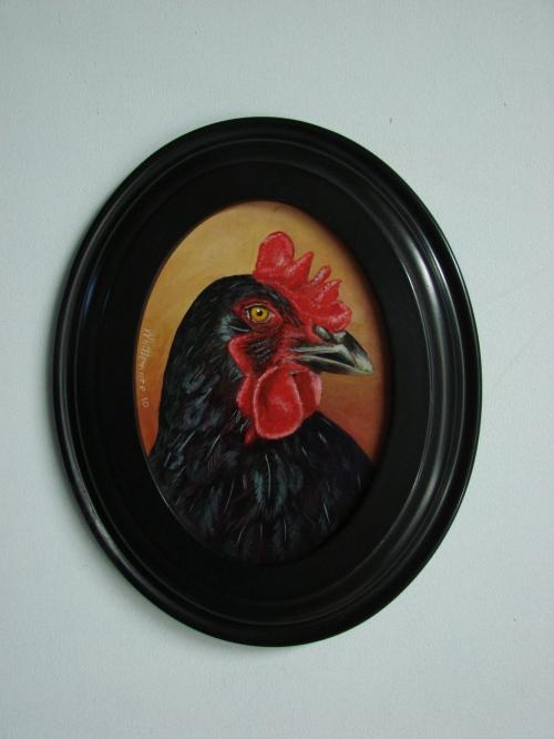 124 The Chicken, Devil 2010 Private collection