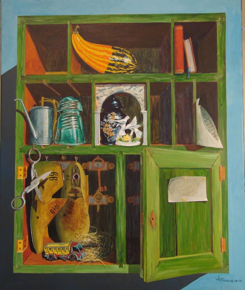 Paintings, 2010 (5/6)