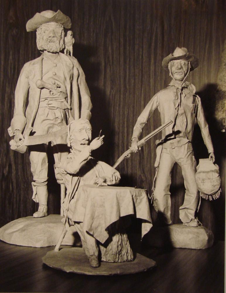 Sculptures (5/6)