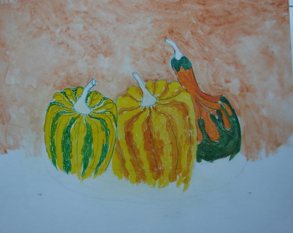 November Gourds (4/6)