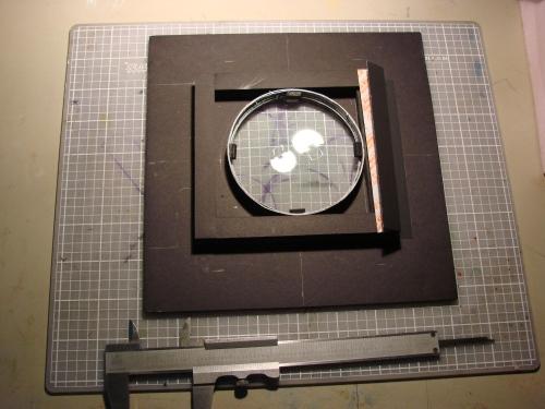 200-1 Lens cell